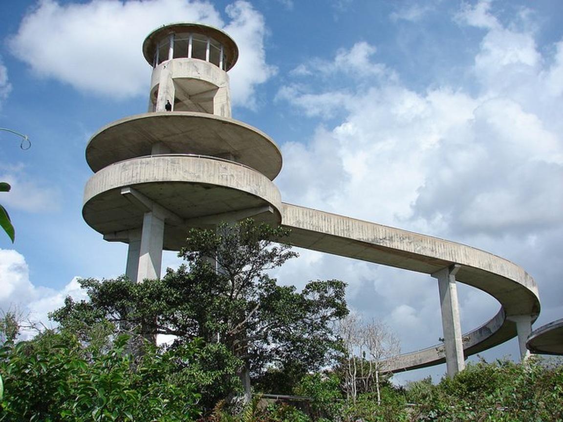 Park Narodowy Everglades na Florydzie_npsphoto_Shark-Valley-Tower