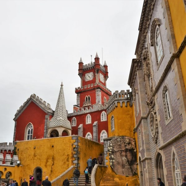 Portugalia, Sintra, Pałac Pena, zbierajsie (10)