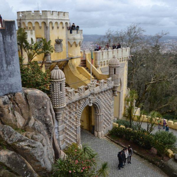 Portugalia, Sintra, Pałac Pena, zbierajsie (26)