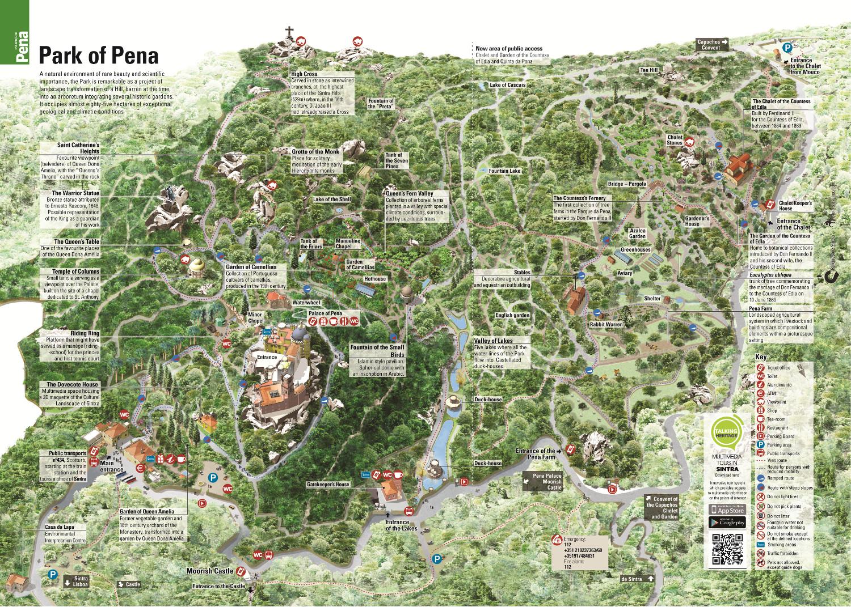 Portugalia, Sintra, palac Pena i Park Pena, fot. parquesdesintra (14)