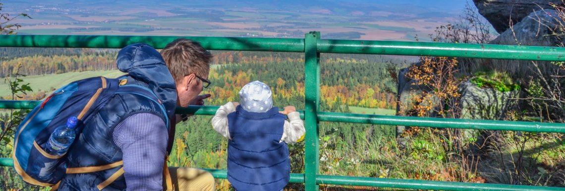 Zbieraj się i idź z dzieckiem w góry!