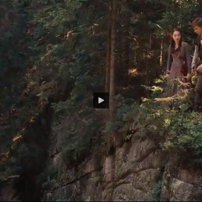 """screen z filmu """"Opowieści z Narnii: Książe Kaspian"""""""