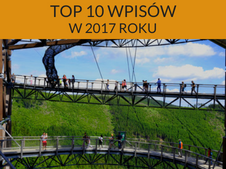 Top10 wpisów w 20017_zbierajsie.pl