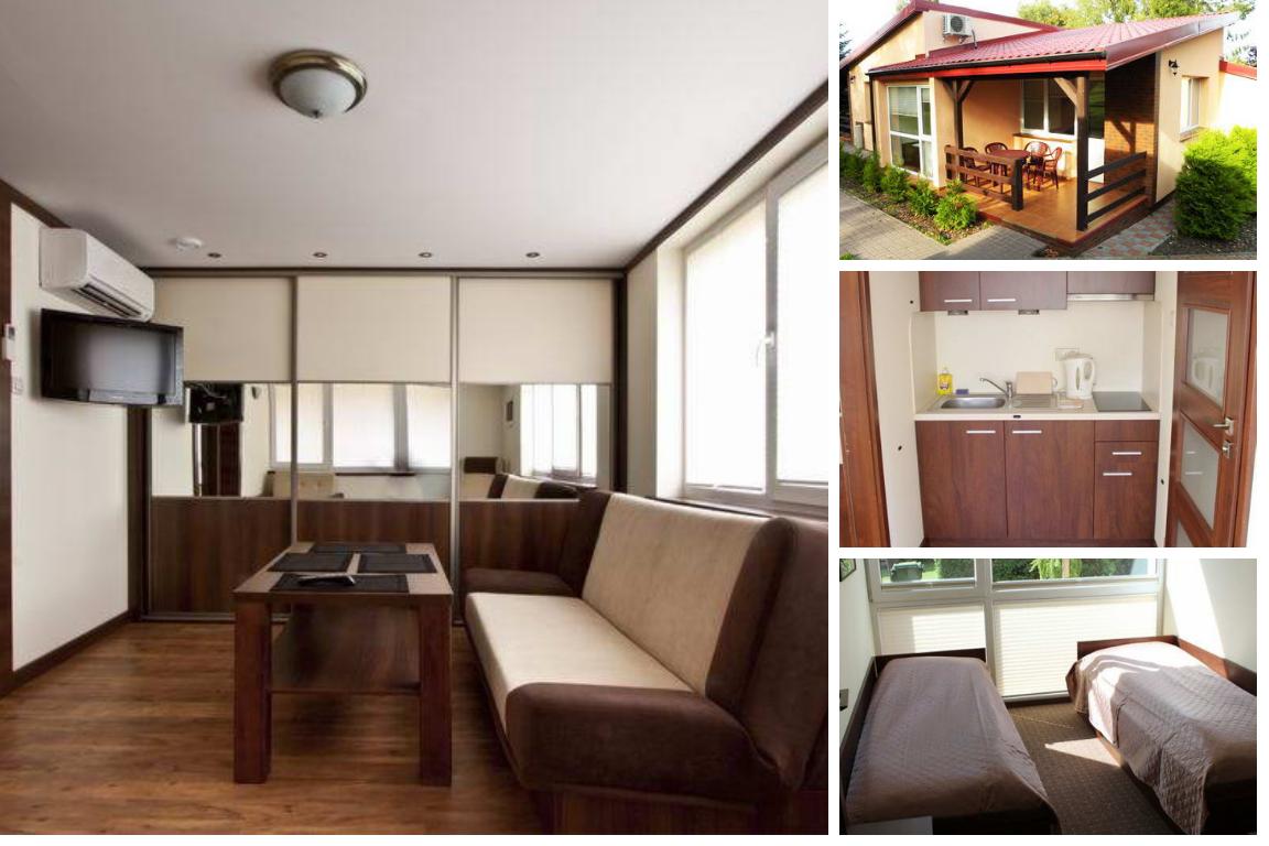 Hotel nadmorzem Imperiall Resort & MediSpa wSianożętach, apartament Lux 4
