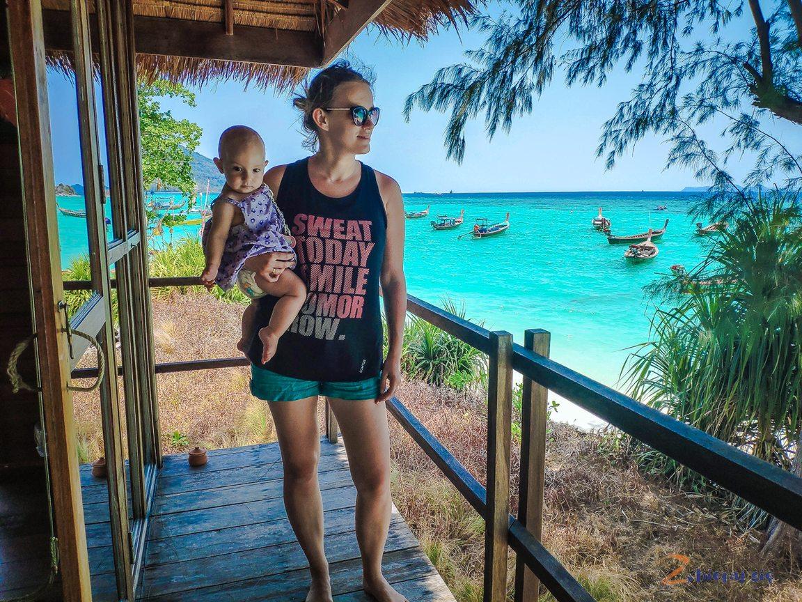 Koh Lipe, Tajlandia, Castaway resort, Zbierajsie (1)