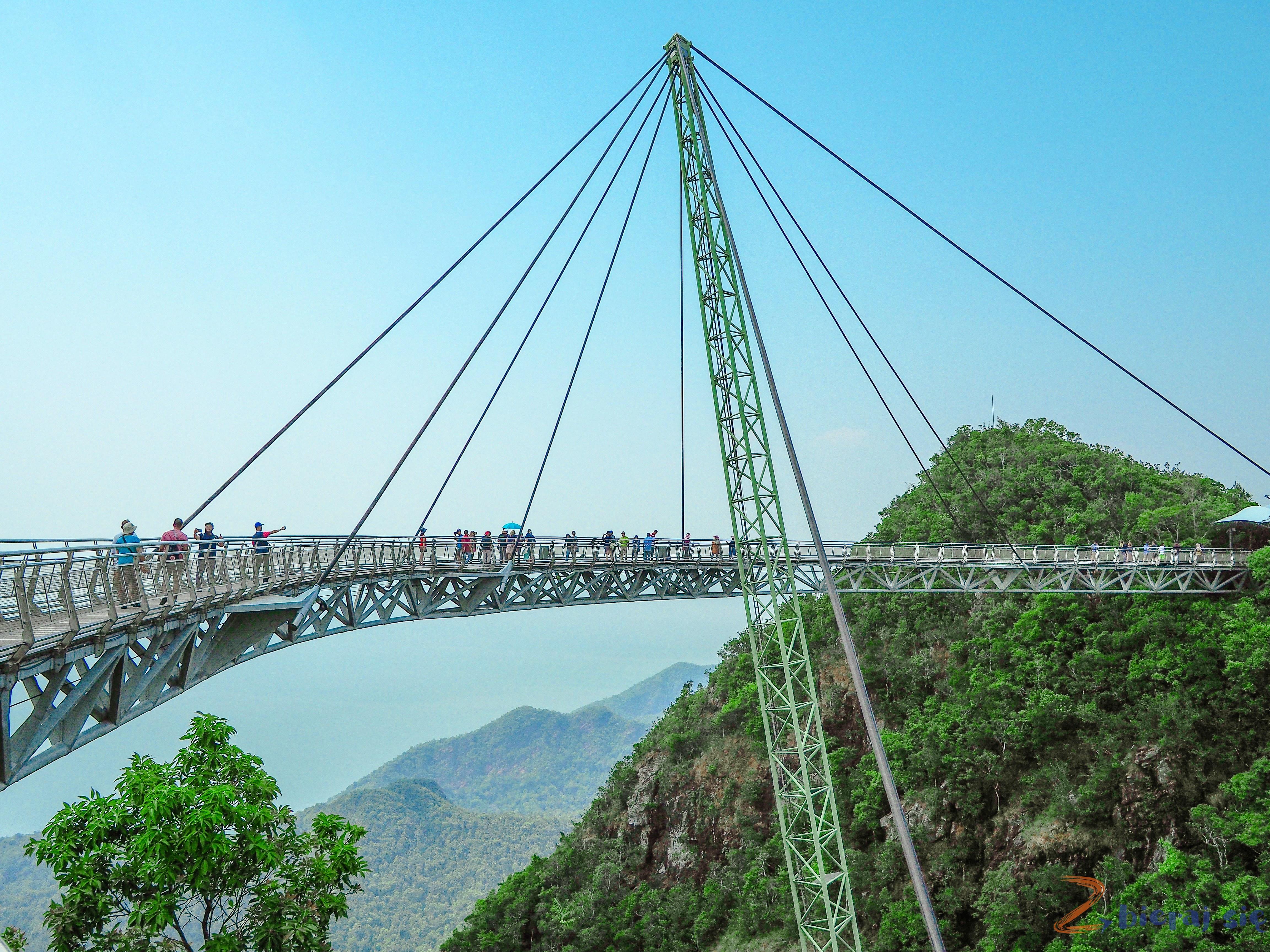 Langkawi, Sky Bridge, zbierajsie