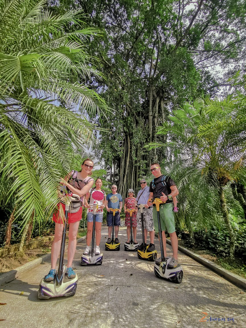 SEAGWAY WKL LAKE GARDENS ECO RIDE_ kuala Lumpur zdziećmi