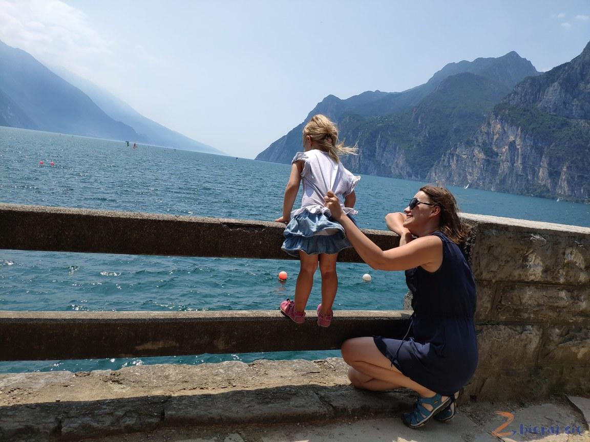 wakacje weWłoszech, jezioro Garda