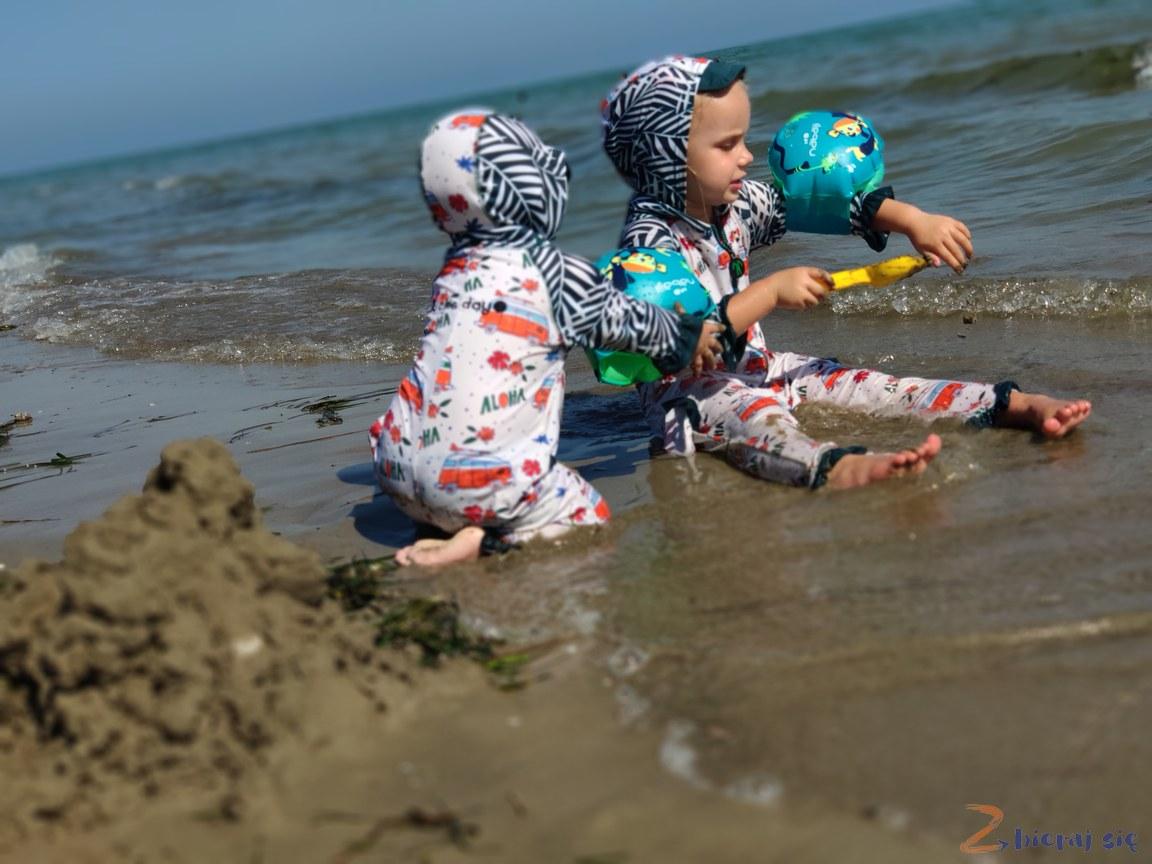 włoska plaża