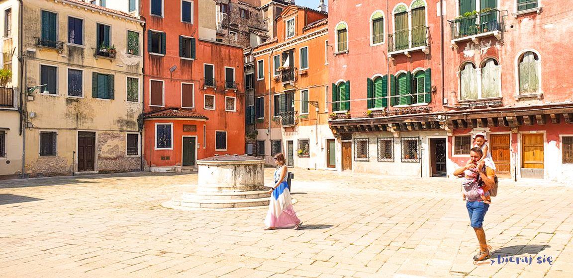 wakacje weWłoszech, Wenecja