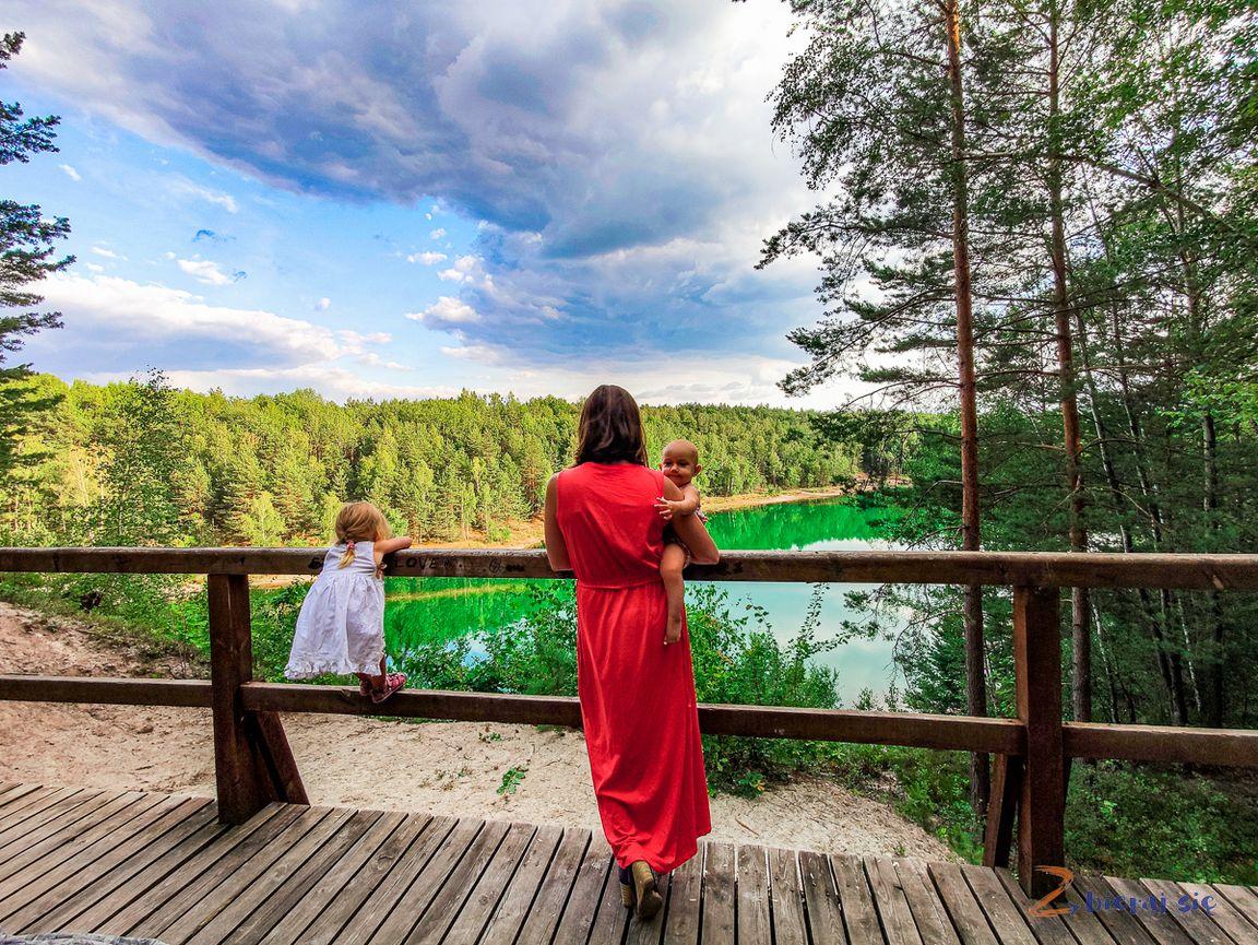 kolorowe_jeziorka_geosciezka_Luk_muzakowa_lubuskie_zbierajsie_leknica_geopark_kopalnia_babina