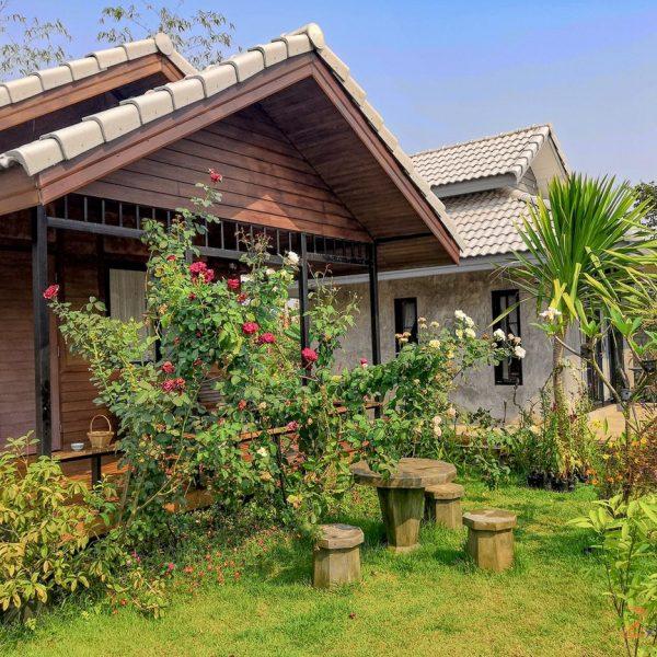 domek wynajęty wChiang Rai wTajlanddii