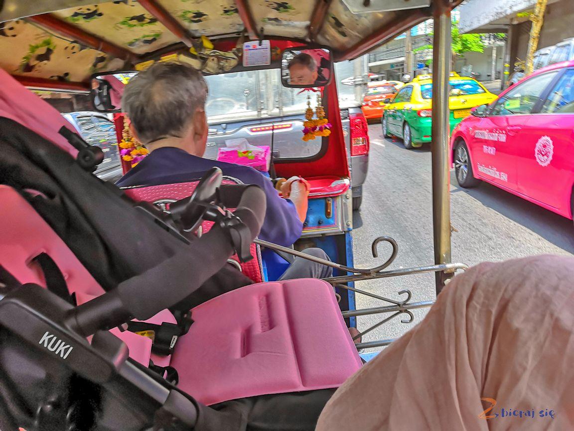 tuktuk wTajlandii