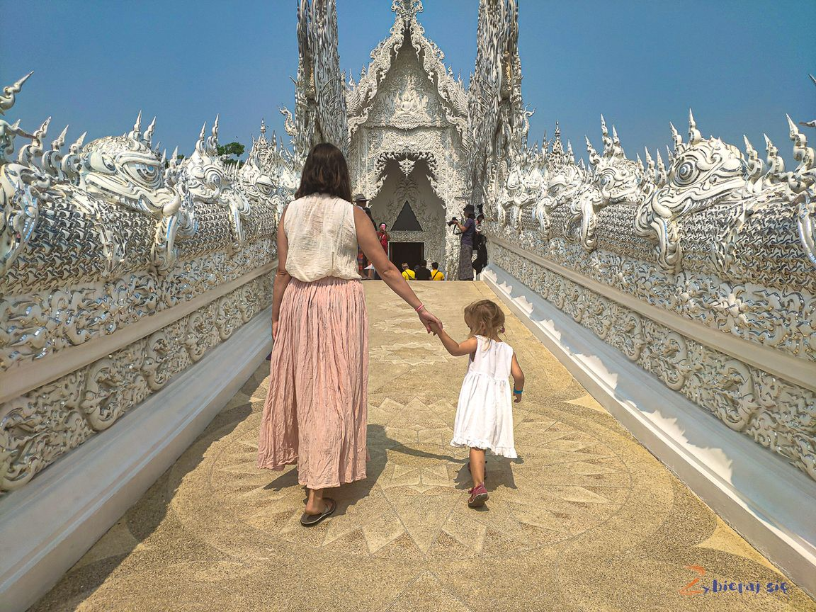 podróż doTajlandii zdzieckiem toprzygoda nakażdym kroku
