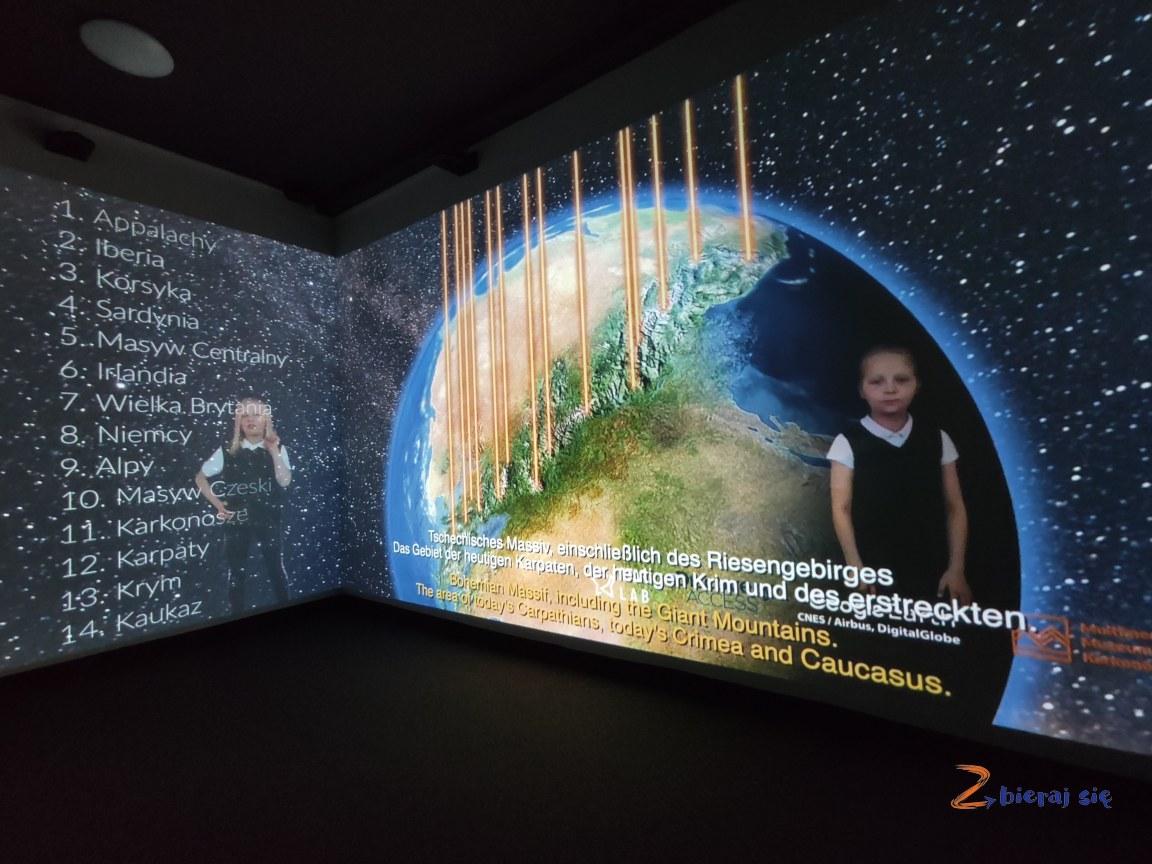 wirtualny przewodnik wzegar wMultimedialne Muzeum Karkonoszy wKarpaczu