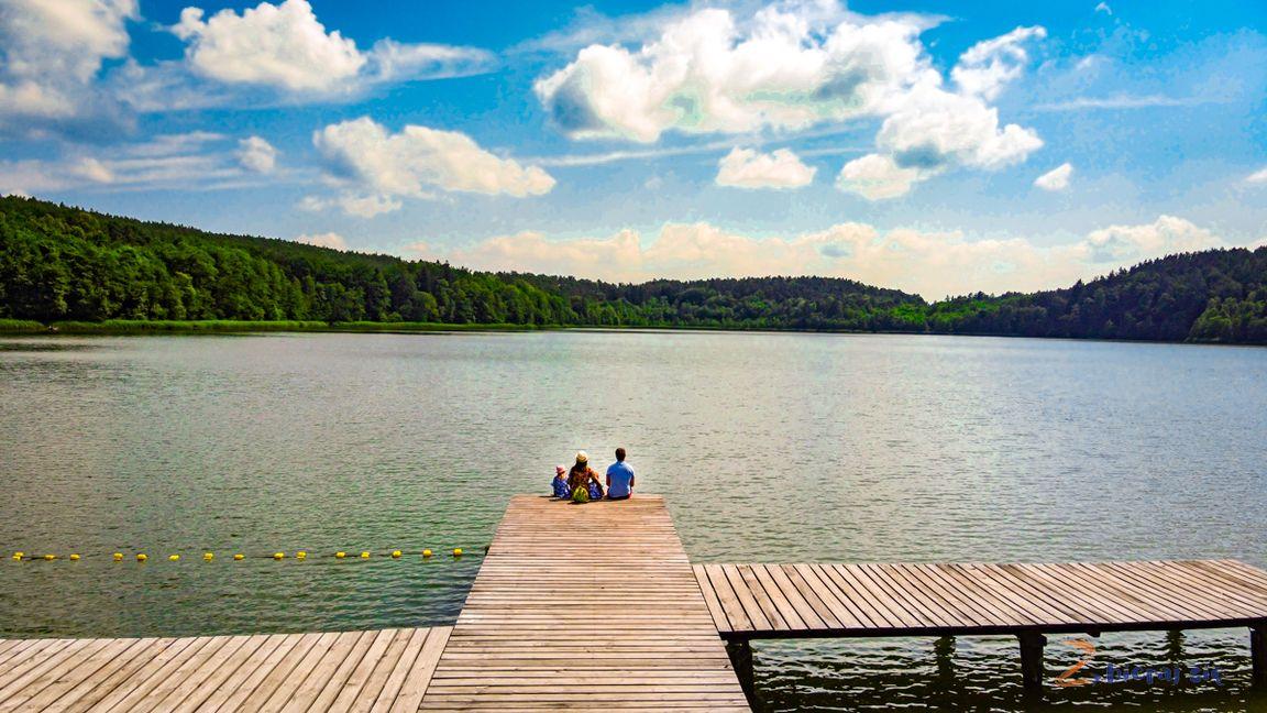 Lubuskie Jeziora_ Jezioro Gryżyńskie