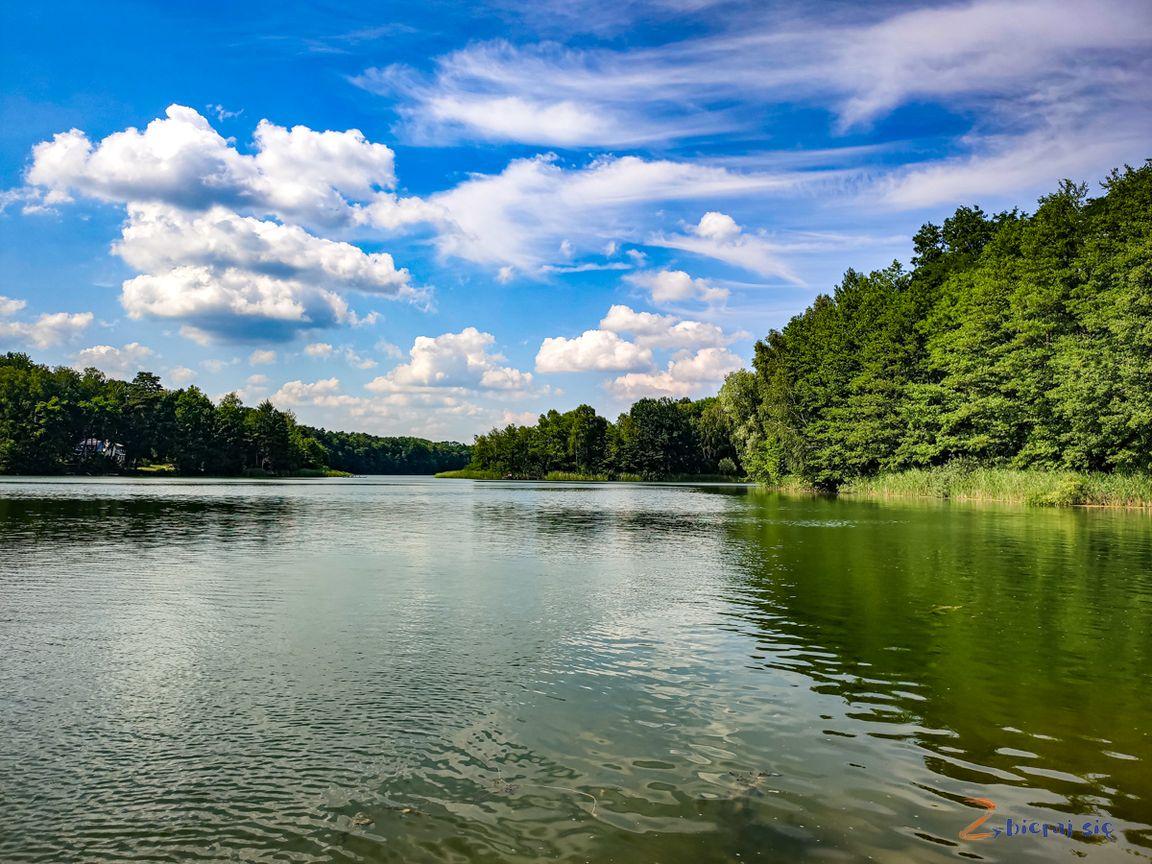 Lubuskie Jeziora_ jezioro Glibiel