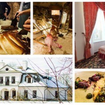 WINEM ICZEKOLADĄ PŁYNĄCY – HOTEL WELLNESS&SPA NAPODKARPACIU