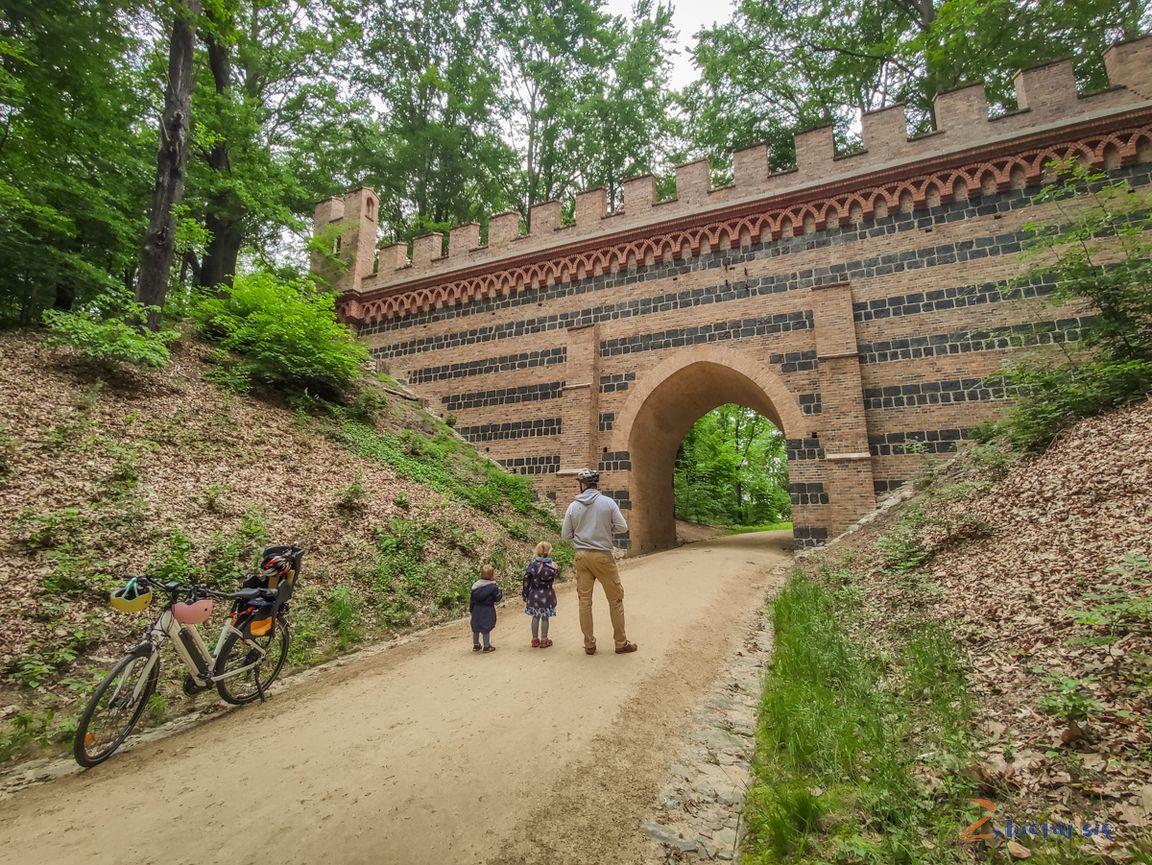 park_muzakowski_rowerem_leknica_lubuskie_zbierajsie-wiadukt