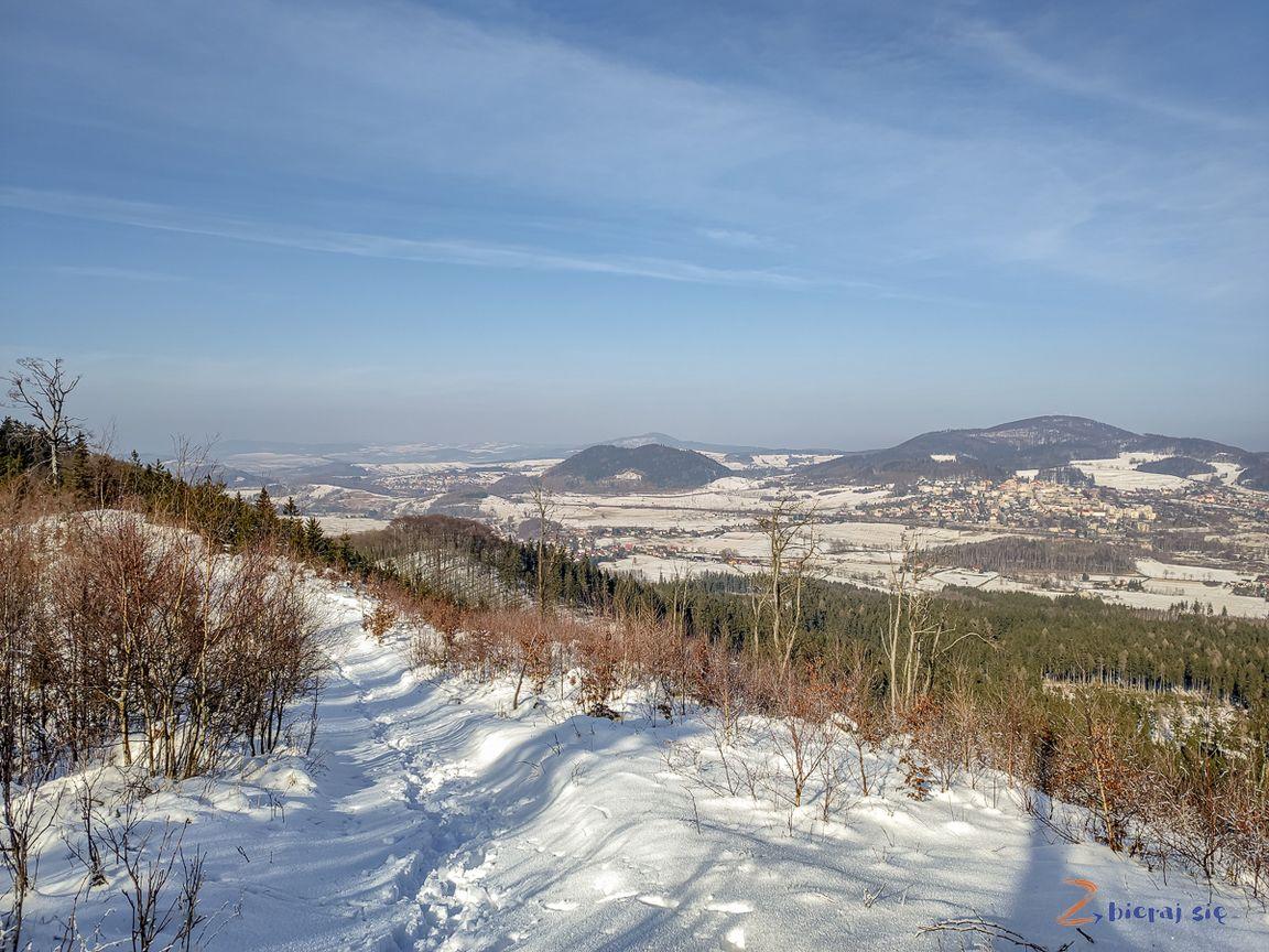 Góry Kamienne, punkt widokowy