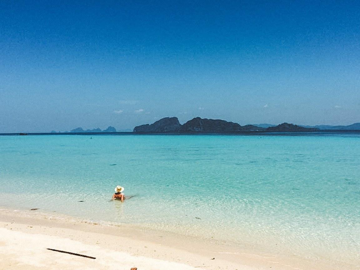 Którą tajską wyspę wTajlandii wybrać_Koh Kradan_letsgosomewhere.pl