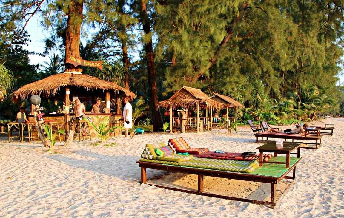 Którą wyspę wTajlandii wybrać_koh-phayam-domek-na-plazy_beforewegetold
