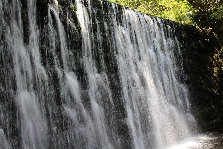 Wodospady naDolnym Sląsku _ Dziki Wodospad wKarpaczu