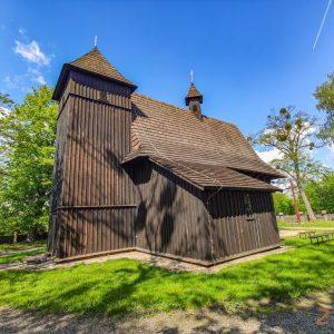 Szlak Kościołów Drewnianych Ziemi Wieluńskich