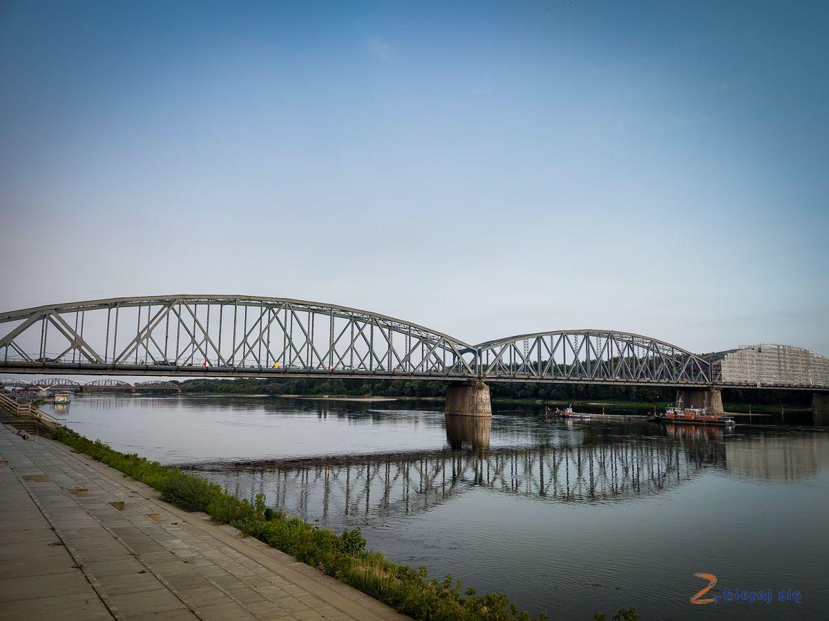 Toruń zdziećmi _most_na_wisle_zbierajsie
