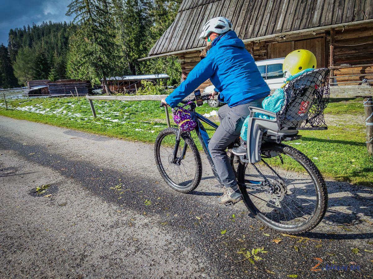 Dolina Chochołowska rowerem