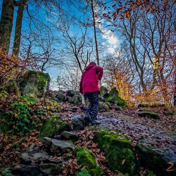 najladniejszy szlak naślężę niebieski - zbierajsie - zespol przyrodniczo krajobrazowy skalna (2)