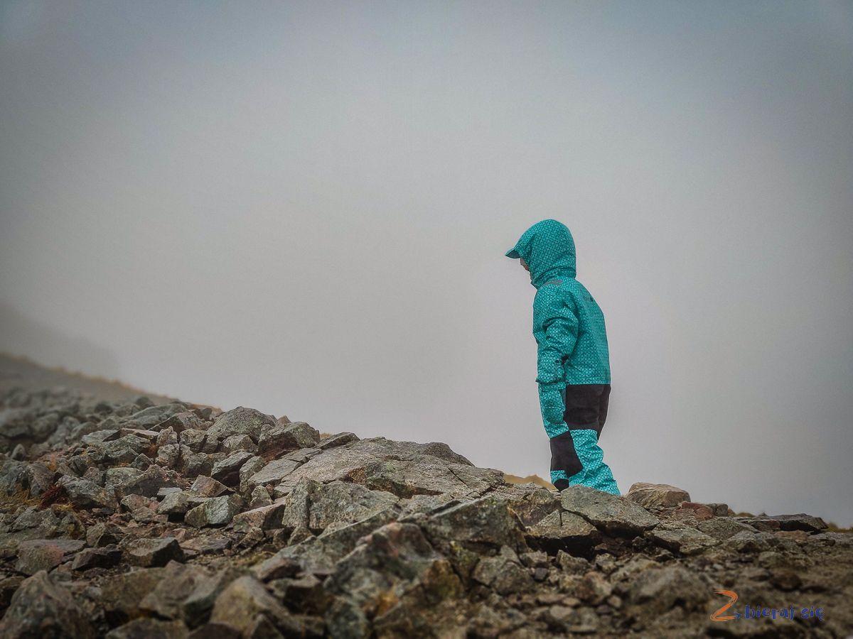 dziecko wgórach