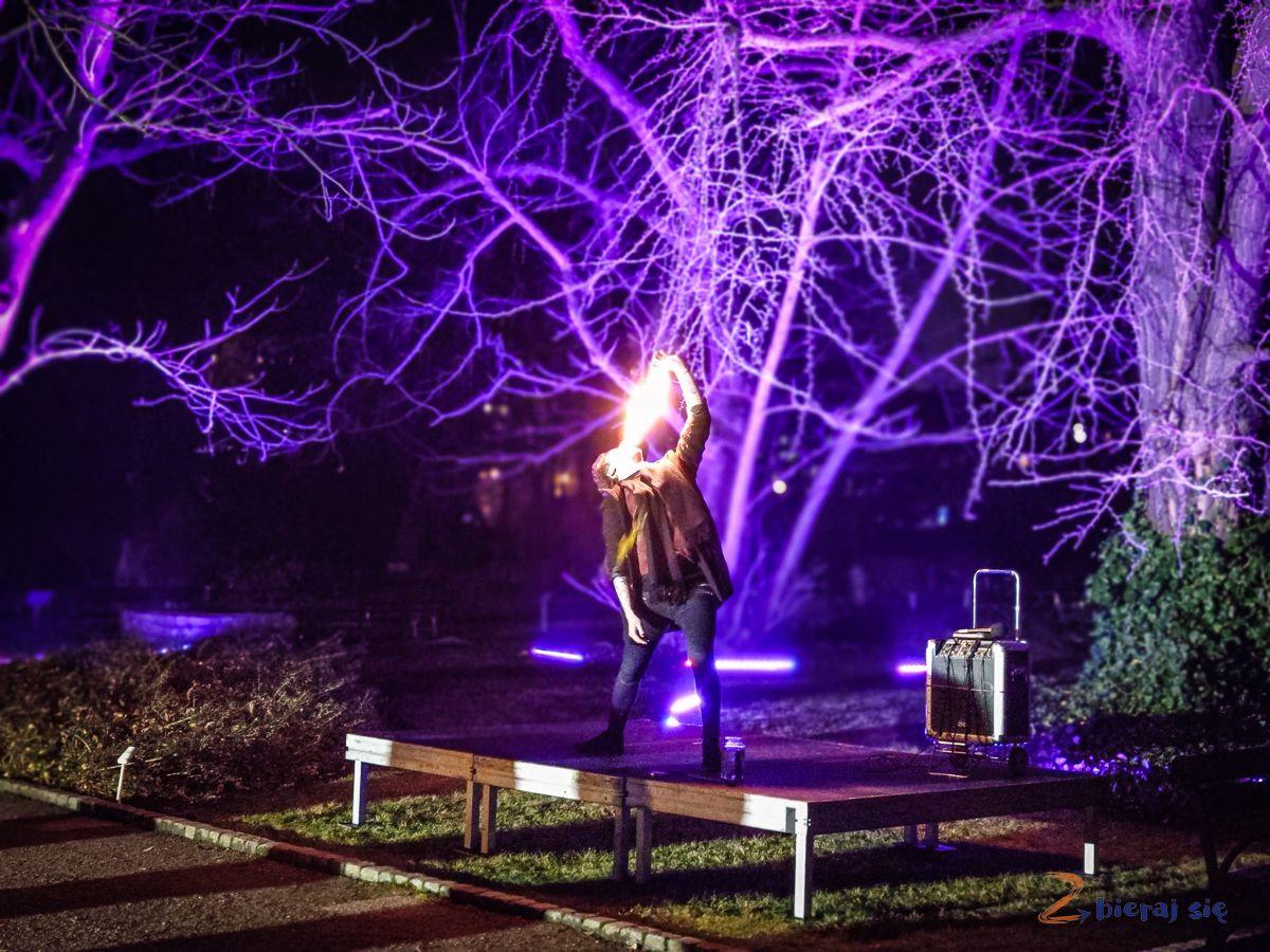 wroclaw-oświetlony Ogród Botaniczny-swiatlogrod-zbierajsie (29)
