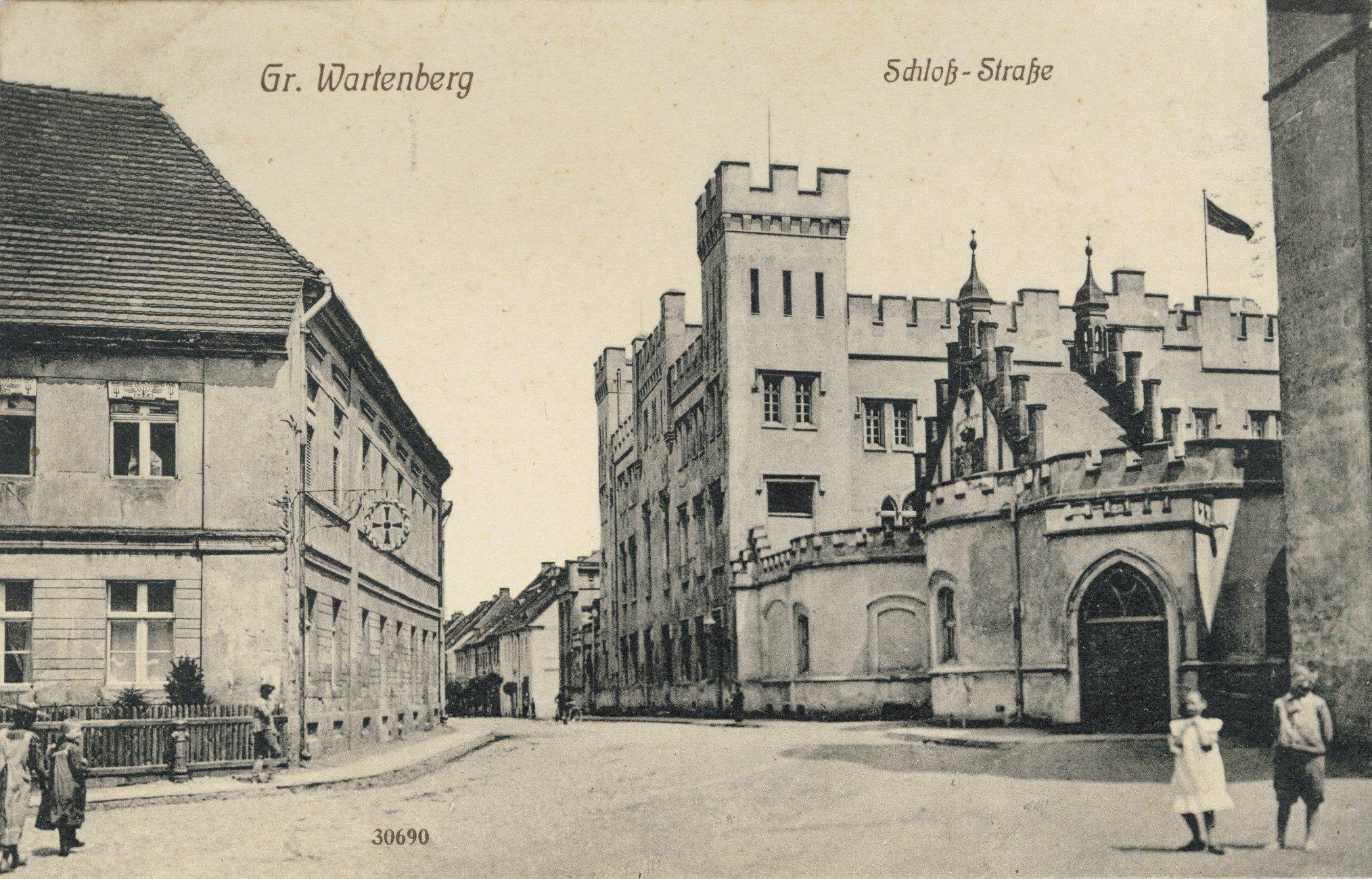 Zamek Bironów wSycowie