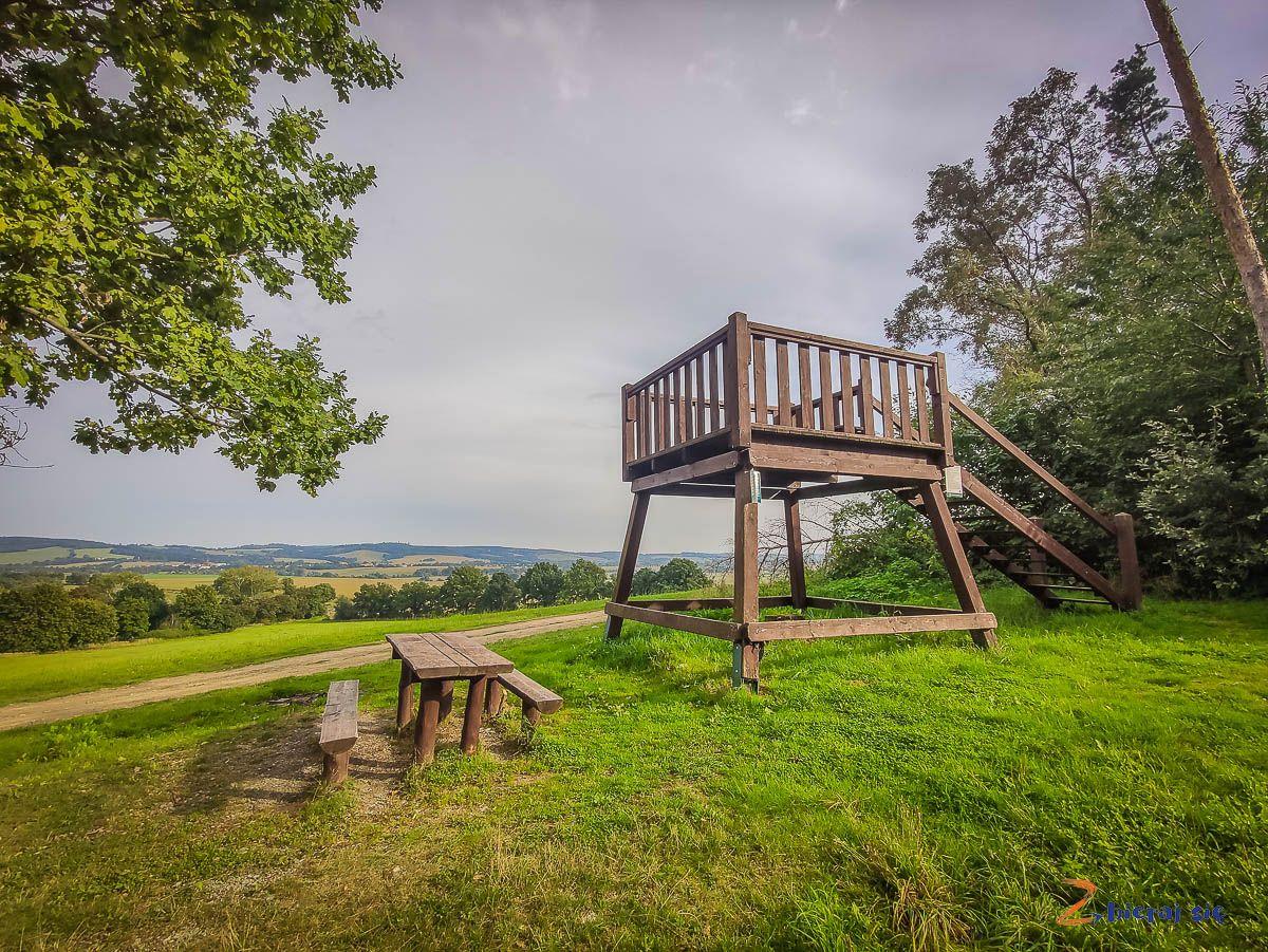 Platforma widokowa Wzgórza Niemczanskie